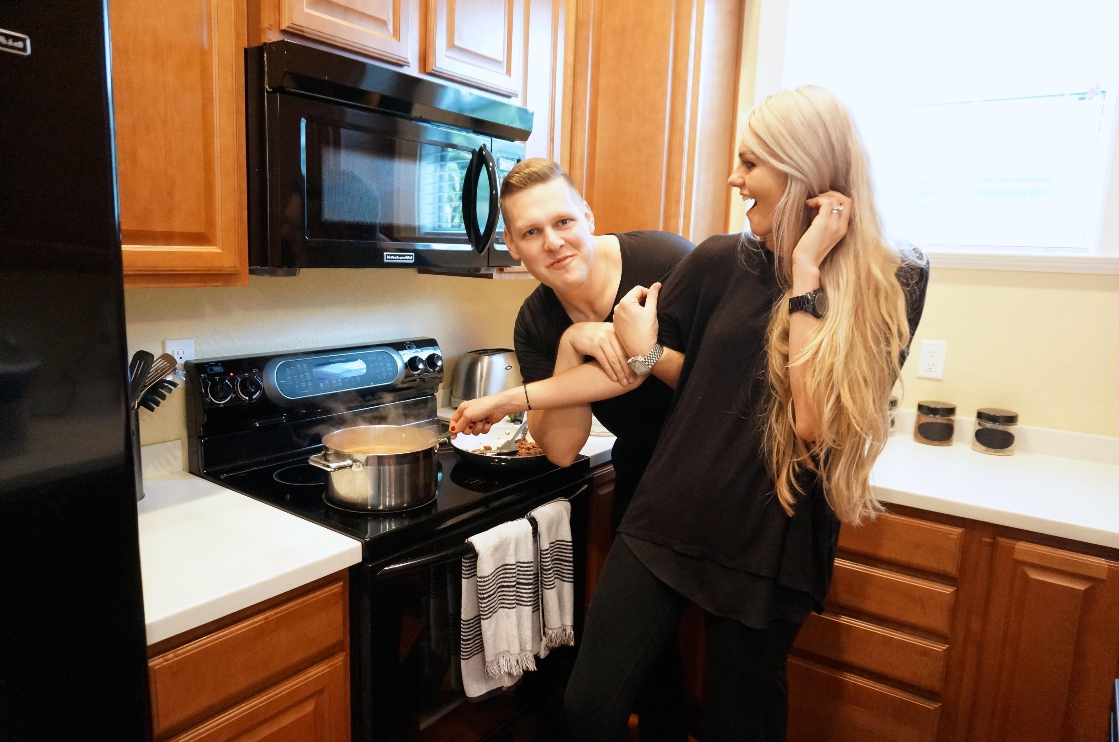 Taco Soup - The Balance Culture - Kirstin Czernek - Nutrition